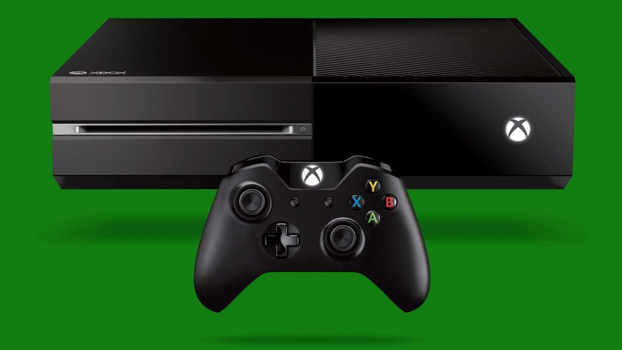 Xbox One Standard Main Cover