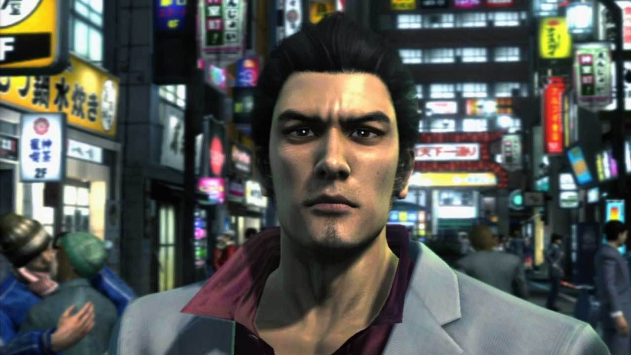 Yakuza: Kiwami Screenshot Kazuma