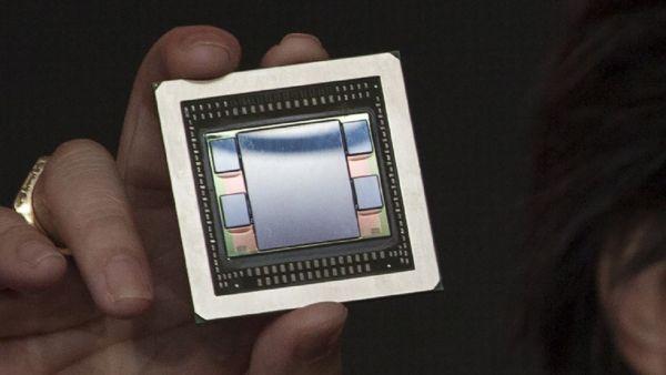 AMD Vega chip