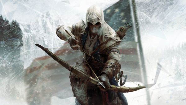 Assassin's Creed 3: Connor