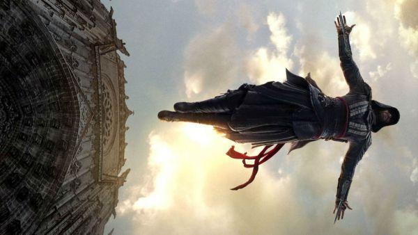 Assassin's Creed film: Fassbender salto fede