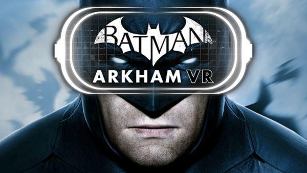 Batman: Arkham VR Main Art