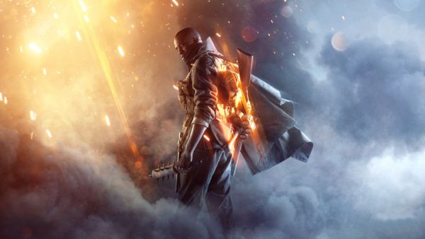 Battlefield 1 Artwork