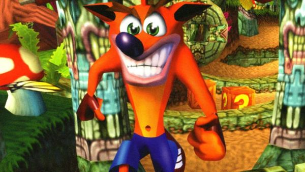 Crash Bandicoot Old