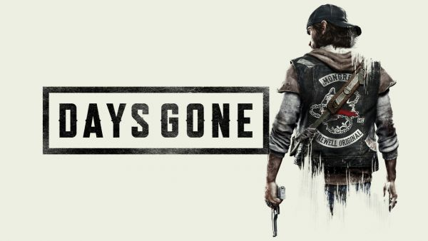 Days Gone key art