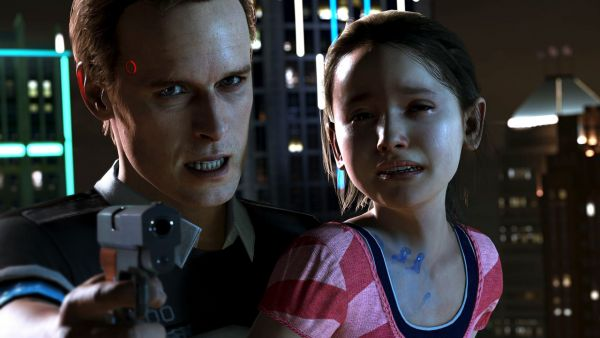 Detroit: Become Human Screen 1