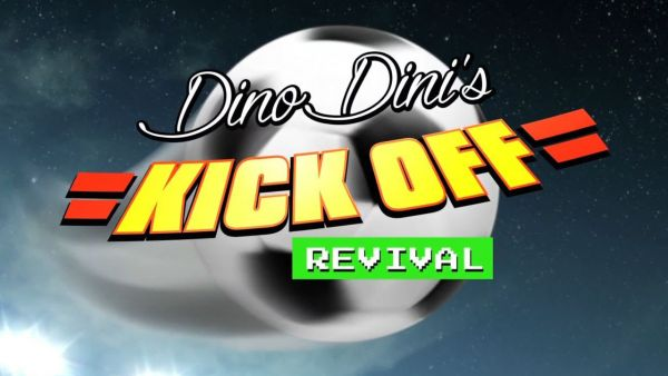 Dino Dini's Kick Off Revival Main Art
