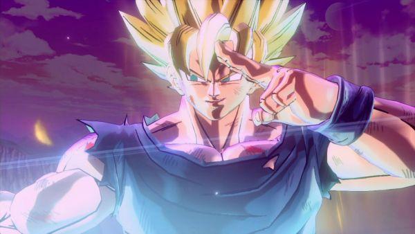 Dragon Ball Xenoverse 2 Goku Screenshot