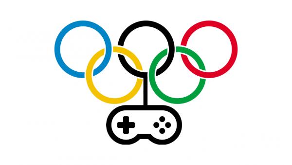 Esports Olympic Joypad