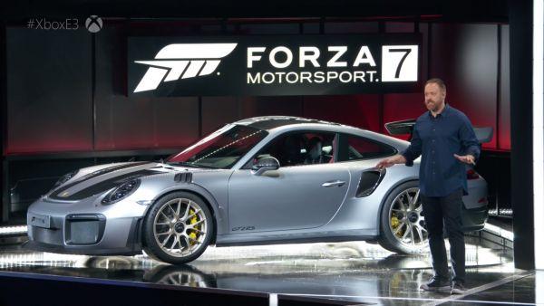 Forza Motorsport 7 Porsche 911 GT2 RS