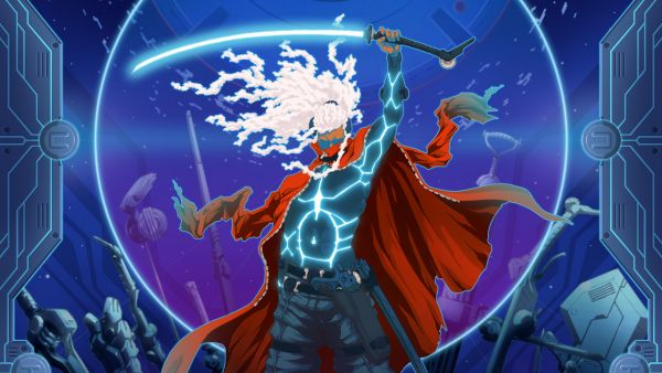 Furi Main Art