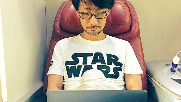 Hideo Kojima sul Frecciarossa