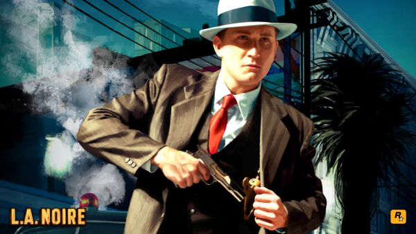 LA Noire Cole Phelps artwork