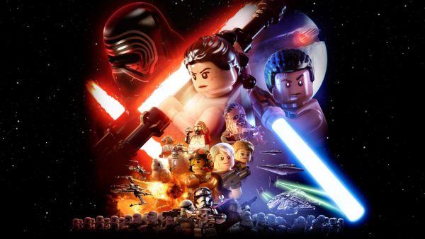 LEGO Star Wars: Il Risveglio della Forza Main Art
