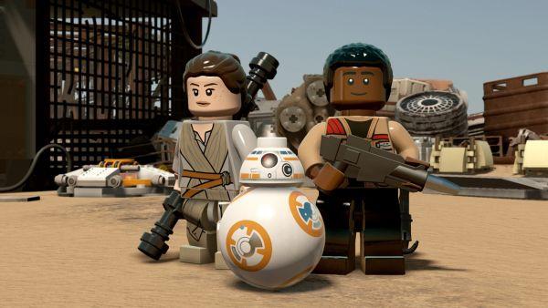 LEGO Star Wars: Il Risveglio della Forza Screenshot