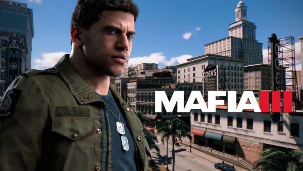 Mafia III - Lincoln Clay