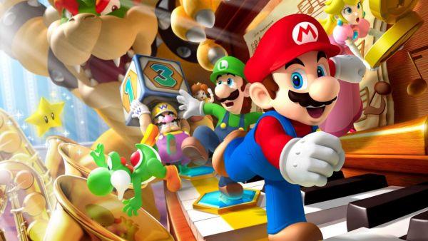 Mario Party HD