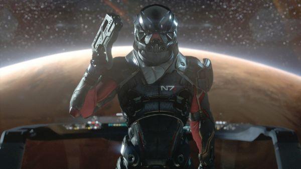 Mass Effect Andromeda Screenshot