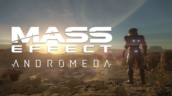 Mass Effect Andromeda Video Cover