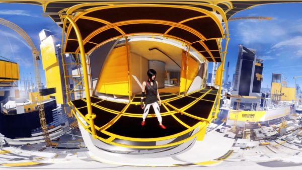 Mirror's Edge Catalyst screenshot 360