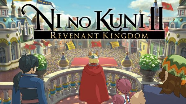 Ni No Kuni 2: Revenant Kingdom logo