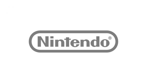 Nintendo Logo White