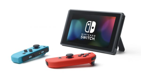 Nintendo Switch Joy-Con colorati