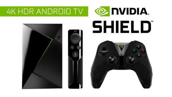 Nvidia Shield 4K HDR
