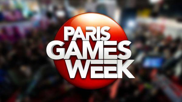 Paris Games Week logo