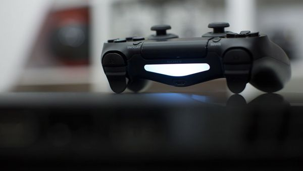 PS4 PlayStation 4 Dualshock Foto 1