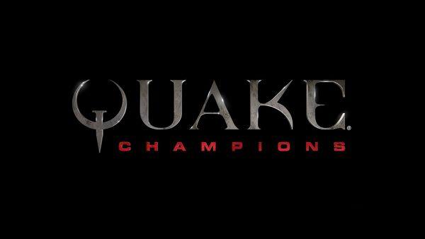 Quake Champions Logo