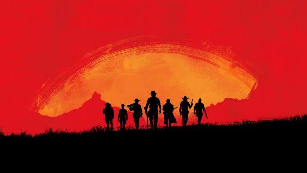 Red Dead teaser