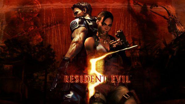 Resident Evil 5 HD Remastered