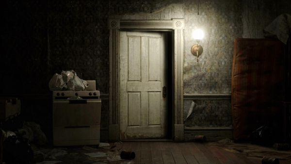 Resident Evil 7: porta