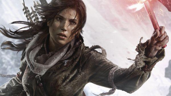 Rise of the Tomb Raider Lara Artwork