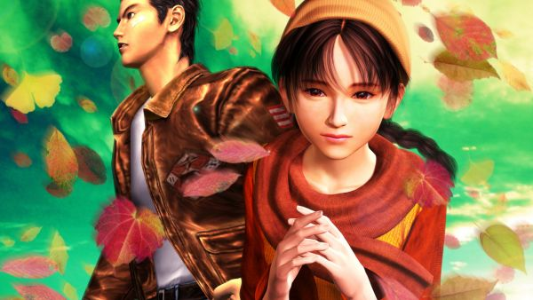 Shenmue artwork