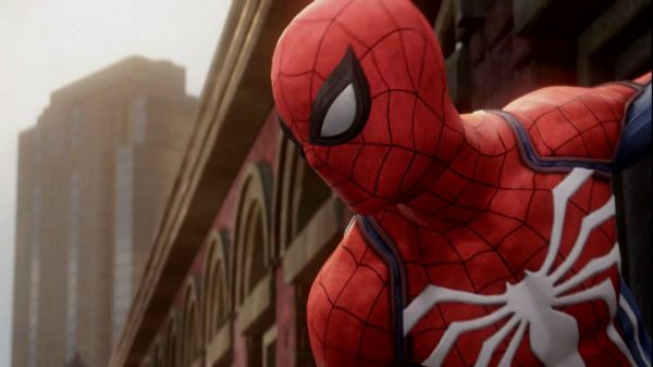 Spider-Man Screenshot