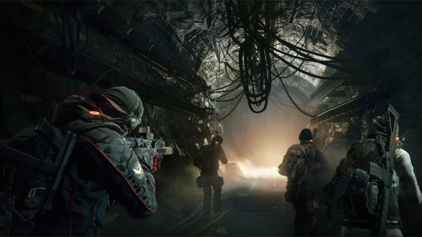 The Division Undergrond Screenshot