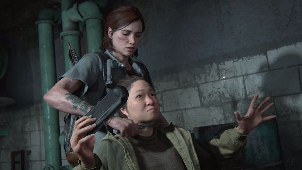 The Last of Us 2: PS Vita