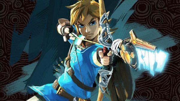 The Legend of Zelda: Breath of the Wild Artwork 2