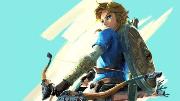 The Legend of Zelda: Breath of the Wild Artwork 3