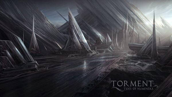Torment: Tides of Numenera Artwork